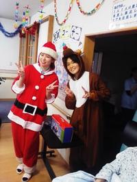 デイサービスセンターすずかぜのクリスマス(*^_^*)